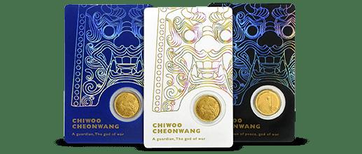 Gold Chiwoo Cheonwang