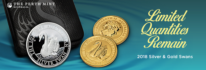2018 Perth Mint Swan Series