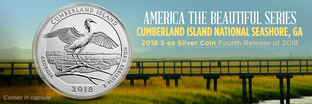 America the Beautiful Series - Cumberland Island National Seashore