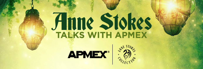 Anne Stokes Interview