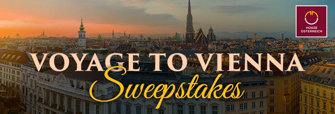 Win a trip to Vienna