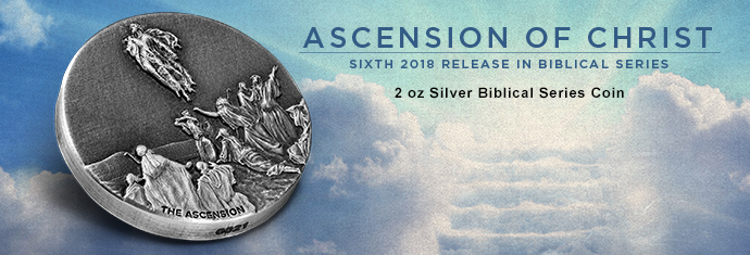 2018 Biblical Series Ascension of Christ