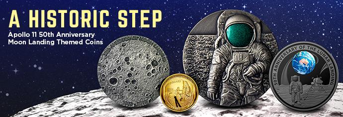 Các sản phẩm theo chủ đề Không gian và Đổ bộ Mặt trăng