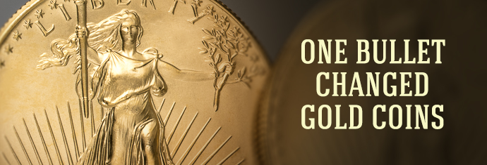Gold Double Eagle