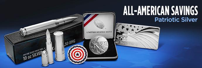 Patriotic Silver