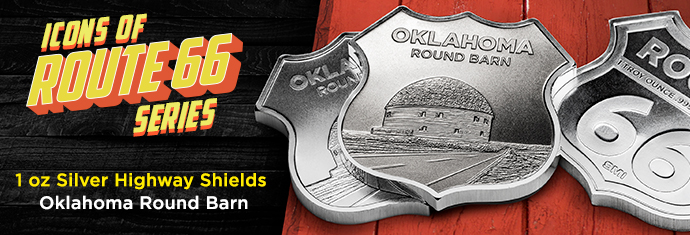 icons of route 66 series coins