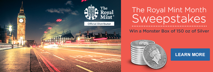 The Royal Mint Month Sweepstakes