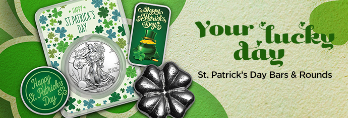 St. Patrick's Day Bar and Rounds
