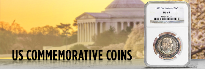 Coin Collecting - US Commemorative Coins