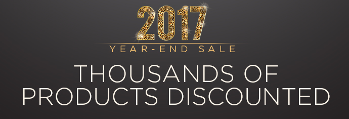2017 Year-End Sale
