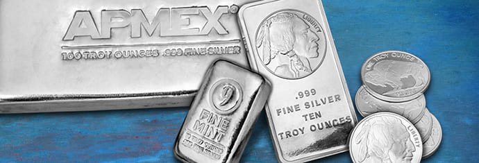 Buy Silver at Spot Price