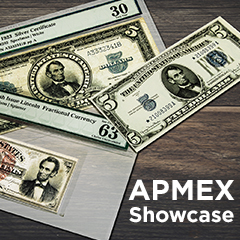 APMEX Showcase: Lincoln Currency
