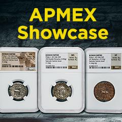 APMEX Showcase: Roman Emperor Phillip I