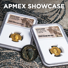 APMEX Showcase: Roman Empire Emperor Nero