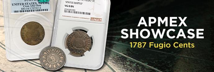 1787 Fugio Cents