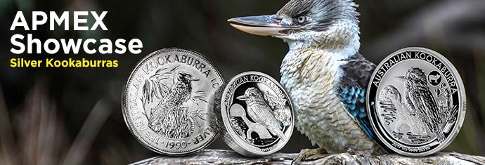 Shop Silver Kookaburras at APMEX