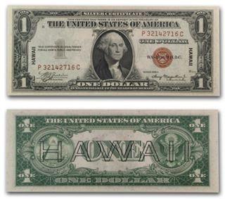 Hawaii Overprint Notes