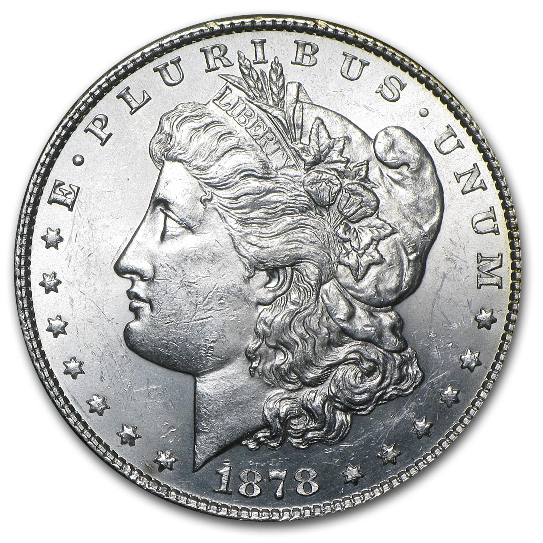 Morgan Dollar - obverse