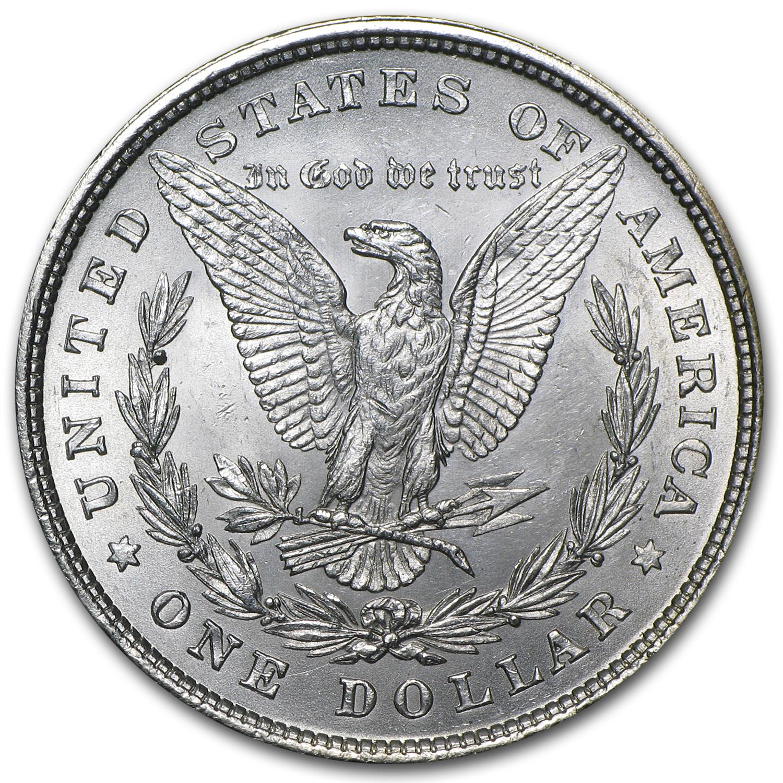 Morgan Dollar - reverse