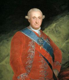 Portrait of Charles IV