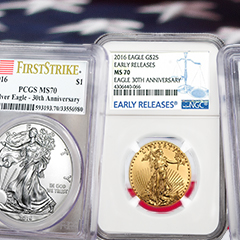 Add Value to Your Collection with Graded Coins