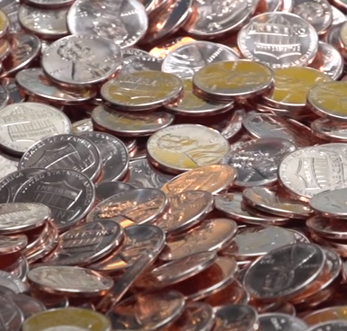 Coin Circulation: The U.S. Mint Wants Your Change Jar