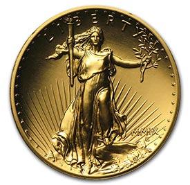 MMIX Ultra High Relief Gold Coins