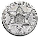 Three Cents (1851-1873)