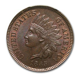 Indian Pennies