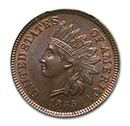 Indian Head Penny  (1859-1909)