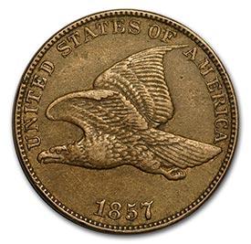 Flying Eagle Pennies