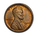 Lincoln Pennies  (1909-1958)