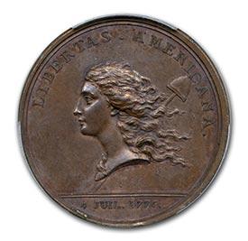 Libertas Americana Medals