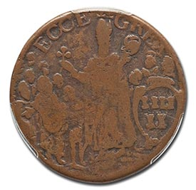 Post-1776 State Coins