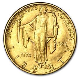 Gold Commemorative Coins
