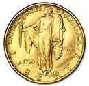 Gold Commemoratives (1903 -1926)