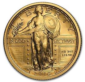 1916 Centennial Series Coins