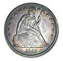 Seated Liberty Dollar (1840-1873)