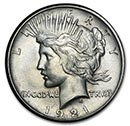 Peace Dollar (1921-1935)