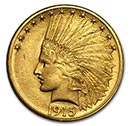 Indian $10 Gold Coin(1907-1933)