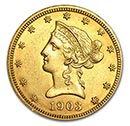 Liberty $10 Gold Coin(1838-1907)