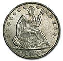 Seated Liberty Half Dollar (1839-1891)