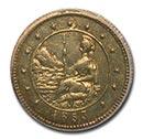 California Fractional Gold (1852-1883)