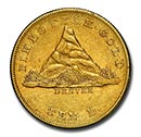 Colorado Gold (1860-1861)