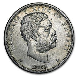 Hawaiian Coins (1847-1883)