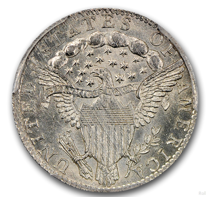 Capped Bust Dime (1809-1837) Rev