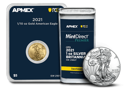 MintDirect® + PCGS