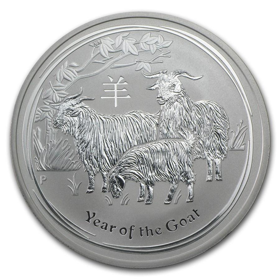 Silver Goat