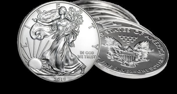 History of the Silver American Eagle Design