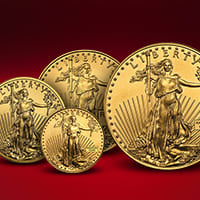 The Beauty of Gold American Eagle Coins